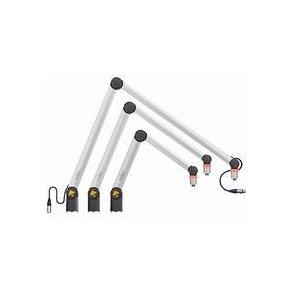 Ständer Mikrofon + Monitor